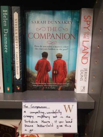 Companion Newcastle Waterstones