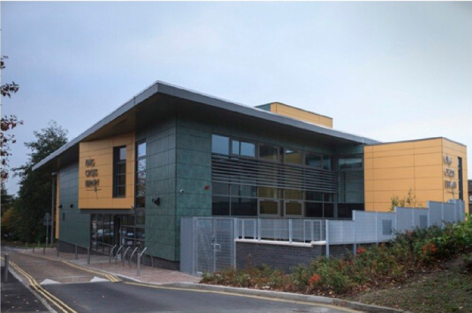 King Cross Library