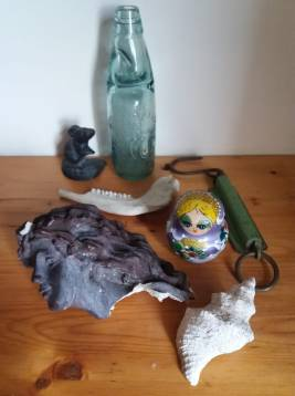objects for writing workshop