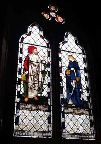 Sacred Heart William Morris